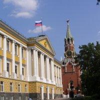 14-й корпус Московского кремля :: ЭДУАРД КЕРАКОСЯН
