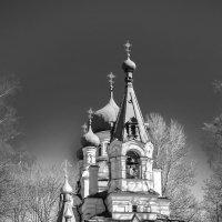 Церковь В Санкт-Петербурге :: Константин Какотько