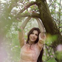 Легкость весны. :: LyudMilla Zharkova