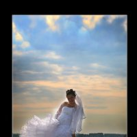 Небеса и невеста :: Александр Яковлев  (Саша)