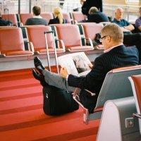 Charl de Gaulle airport :: Егор Стаселько