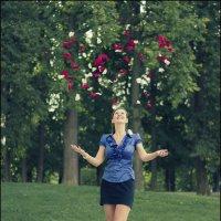 Лепестки розы :: Алексей Соминский
