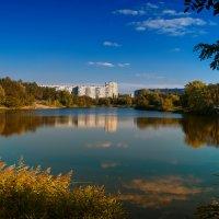 Рисуем осень... :: Игорь Найда