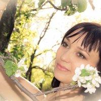 цветут.... :: Юлия Золотарева