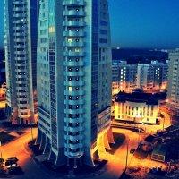 Рассветы мегаполиса :: Юлия Годовникова