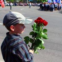 Надежда на встречу ветерана :: Катя Филиппова