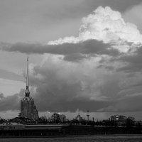 Переменная облачность :: Татьяна Горд