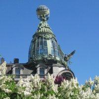 Весна в Петербурге :: Маера Урусова