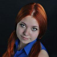 Портрет Натуси :: Женя Рыжов