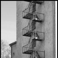 Урбанизм и геометризм :: Наталья Rosenwasser
