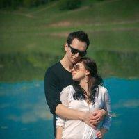 Настя и Паша :: Ксения Позднякова