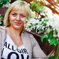 Весна :: Диана Василенко