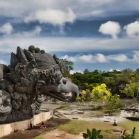 Bali Garuda Wisnu Kenkana :: Алексей Рогальский