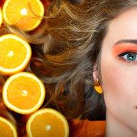 Апельсиновое настроение :: Алёна Жила