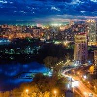 Какой то прям сказочный Екб :: Данил Антонов