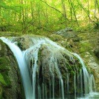 Верхние истоки водопада Джур-Джур :: Евгений Птушко