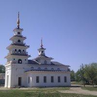 Хошеутовский хурул (Астраханская область) :: Наталья Джанджеева