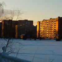 на закате :: Александр Киляков
