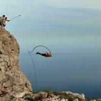 Прыжок в бездну :: Марина Дегтярева