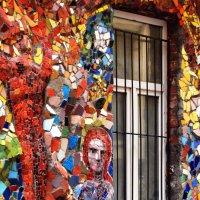 Мозаичное окно :: KIRA Sm.
