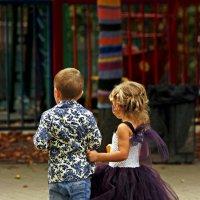 В детском парке :: Татьяна Черёмухина