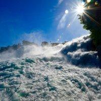 Рейнский водопад :: Tatiana Poliakova