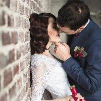 Этот поцелуй... :: Александр Нестеров