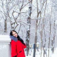 Мартовский снег :: Аня Валеева