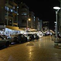 Ночная набережная :: Ефим Хашкес