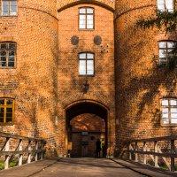 Вход в замок :: Игорь Вишняков