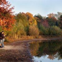 Где тебя застанет осень :: Grigory Spivak