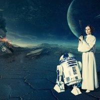 Stars wars :: Ежъ Осипов