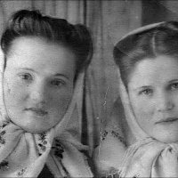Красавицы. 1948 год :: Нина Корешкова