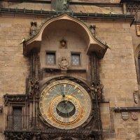 Prague Clock :: Katerina Tighineanu
