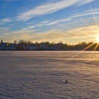 Зимний пейзаж. :: cfysx