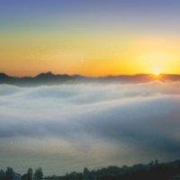 Сказочные весенние туманы Киммерии! :: viton