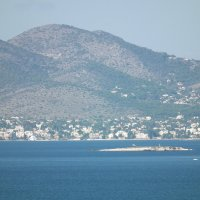 Холмы Греции :: Natalia Harries