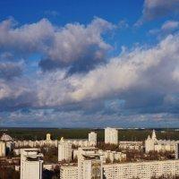 Панорама Минска :: Nataly St.