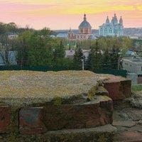 Смоленск. Вечерняя зорька. :: Игорь