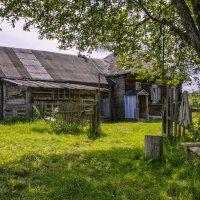 домик в деревне :: Николай Колобов
