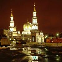 Соборная мечеть в Москве :: Igor Khmelev