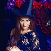 Вештица... :: Elena Kovach