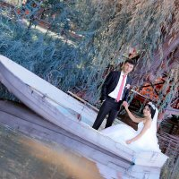 свадьба сентябрь :: Александра Гусарова