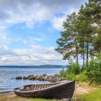 Онежское озеро :: Наталья Шкаева