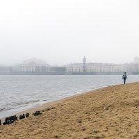 Прогулки в тумане :: Valerii Ivanov