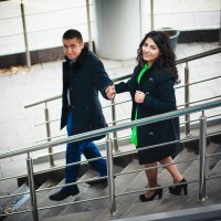 Арман и Нане :: Андрей Молчанов