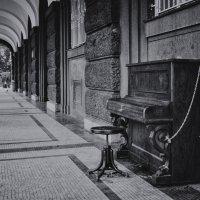 Музыка на цепи... :: Елизавета Вавилова
