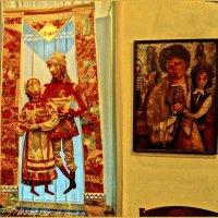 Галерея «Дом куклы» Татьяны Калининой :: Вера