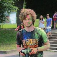 Война красок-95. :: Руслан Грицунь