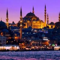Стамбул. Мечеть - музей Святая София. :: Игорь